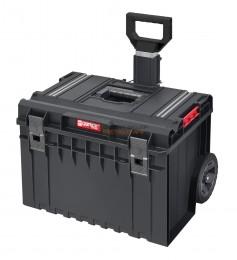 SKRZYNKA NARZĘDZIOWA NA KÓŁKACH 585x438x690 mm  ONE CART Technik QBRICK